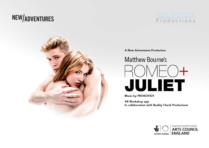 Matthew Bourne's Romeo & Juliet: VR Workshop App