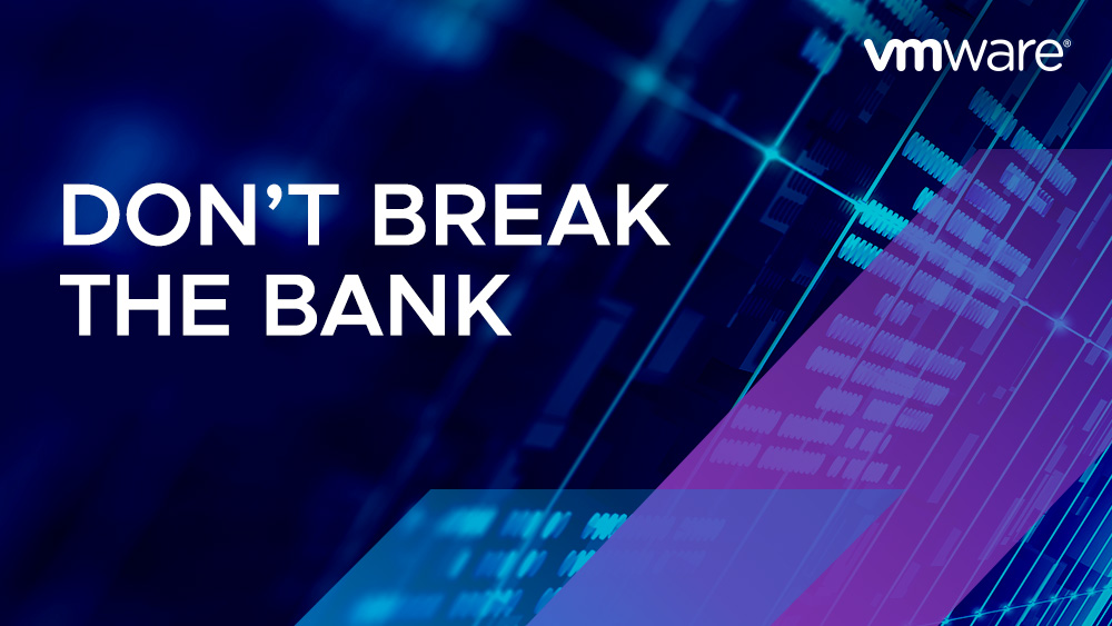 Don't Break The Bank, Run IT and Change IT Podcast